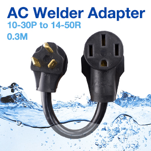 AC Welder Adapter 10-30P to 14-50R